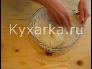 Матнакаш (армянский хлеб) - YouTube 360p