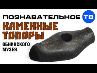 Неудобная история: Каменные топоры Обнинского музея (Познавательное ТВ, Артём Войтенков)