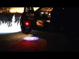 Лазерный авто авто проекция (проектор) логотипа !