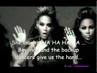 Beyonce - Single Ladies (Reversed With Illuminati message) (No copyright)