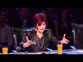 Stepz, 22 ~ New York Auditions, America's Got Talent 2012