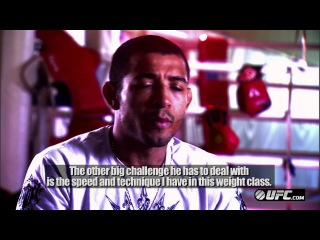 UFC 156: Jose Aldo Pre-Fight Interview