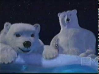 Coca Cola Polar Bear Commercial