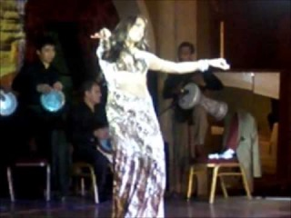 Dalida at Nile Group Festival Ana Bastannak