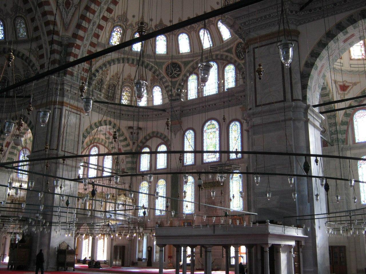 Мечеть Фатих, Стамбул.