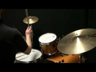 "Used Zildjian 9"" Oriental Trash Splash Cymbal 012809P"