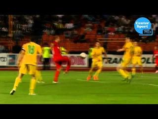 Vaslui 0-2 INTER, Europa League, 4-й квалификационный раунд