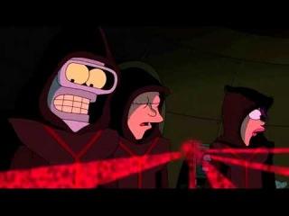 Futurama season 7b promo