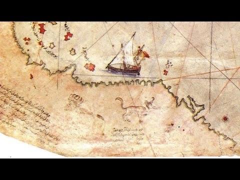 Тайна Карты Пири Рейса Что Скрывает Полярный Лёд Антарктиды