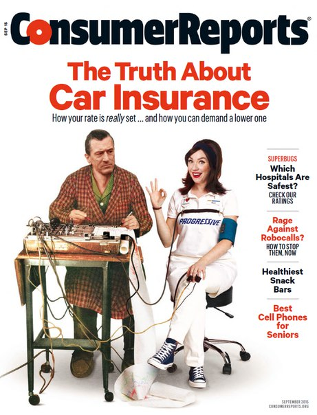 Consumer Reports - September 2015  USA