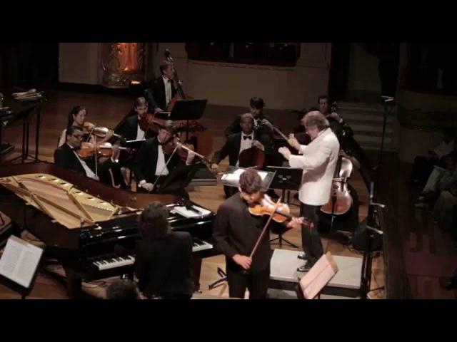 Por una Cabeza Orquestra Sinfonia Brasil Daniel Guedes e Norton Morozowicz