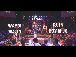 Majid & Waydi VS Ruin & Boy Mijo | FINAL - Fusion Concept 2015