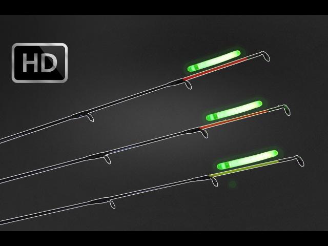 Как прикрепить светлячок на самый край фидерной вершинки? HD