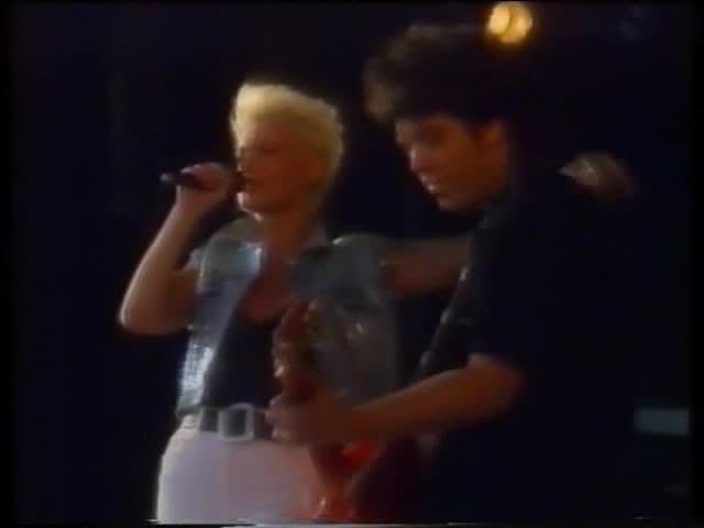 Roxette in Midtfyns Festivalen DK 1992