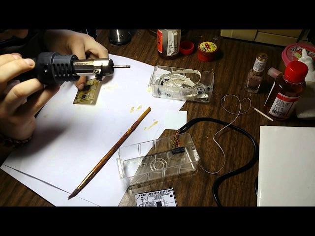 Dendy multitap arkanoid controller speedsoldering