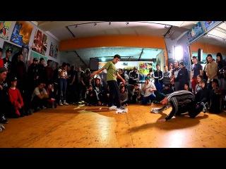 Promo (Sweet Technique) vs Soul Step (Legz) | Exhibition battle | Les Bas Fonds 2 Montreal [#BD_VIDEO]