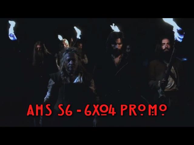 American Horror Story Roanoke - 6x04 Chapter 4 PROMO Season 6 Episode 04 HD