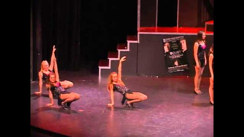 Lady Marmalade Mulin Rouge Choreography