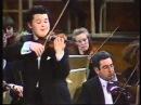 Vadim Repin Concours Reine Elisabeth Tchaikovsky concerto mvts 2 et 3