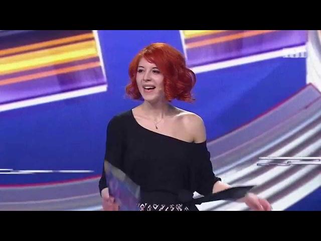 Comedy Баттл Последний сезон Диана Куликова 1 тур 2015