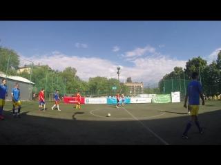 Спасатель(Оренбург)-Факел(Уфа)
