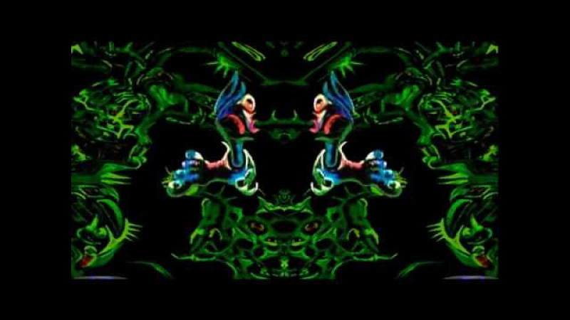 Shrooms and DMT Flashback Shpongle Divine Moment of Truth HD
