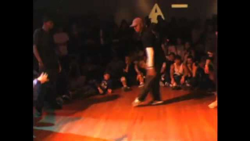 Out For Fame USA Breakin Championship 2000 San Diego: West Coast Chronic vs Odd Squad