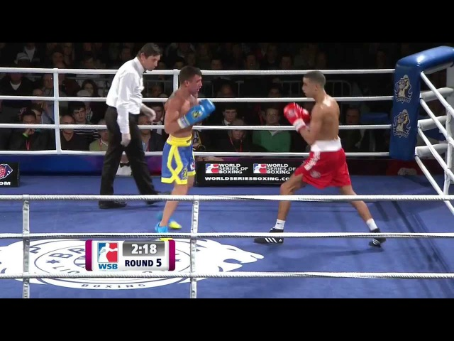 MAXWELL vs. LOMACHENKO - Week 10 - WSB Season 3