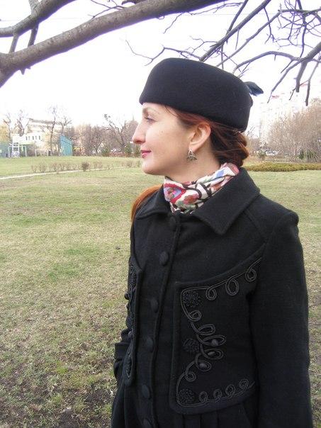 Марина Трощій, Киев, Украина