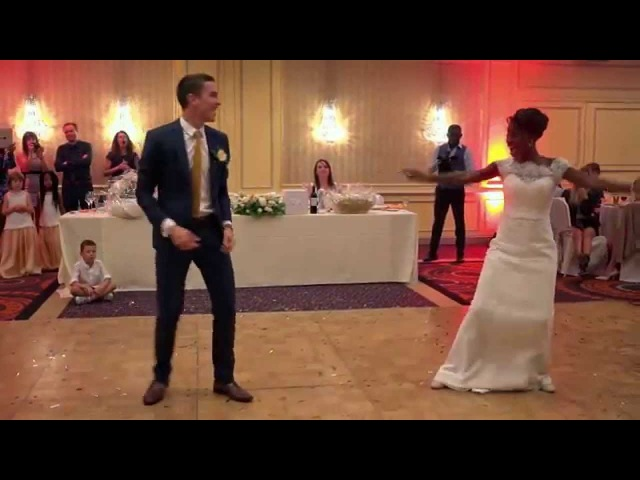 Opening Wedding Dance - Ruffine Nicolas (Etta James - covered by Beyoncé, Bracket, P-Square)
