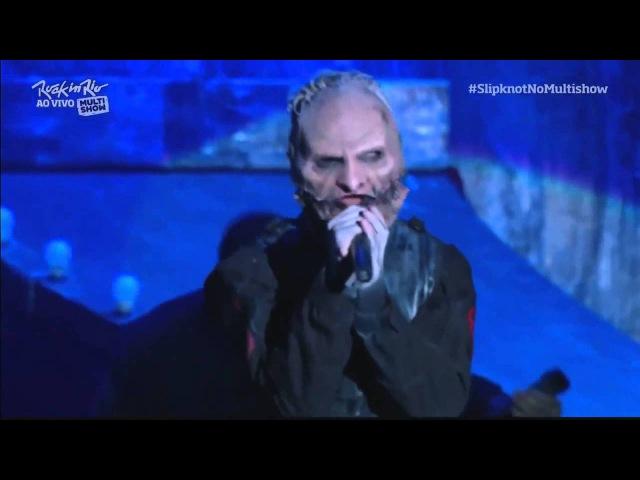 Slipknot - XIX Sarcastrophe Live At Rock In Rio 2015