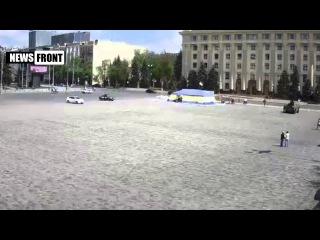 "Небывалый размах ""празднования"" Дня труда в Харькове"