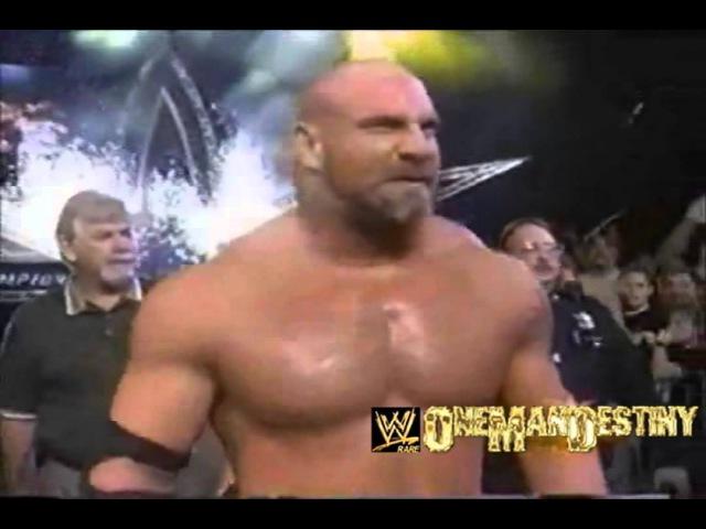 WCW NITRO Goldberg Vs Sting HD
