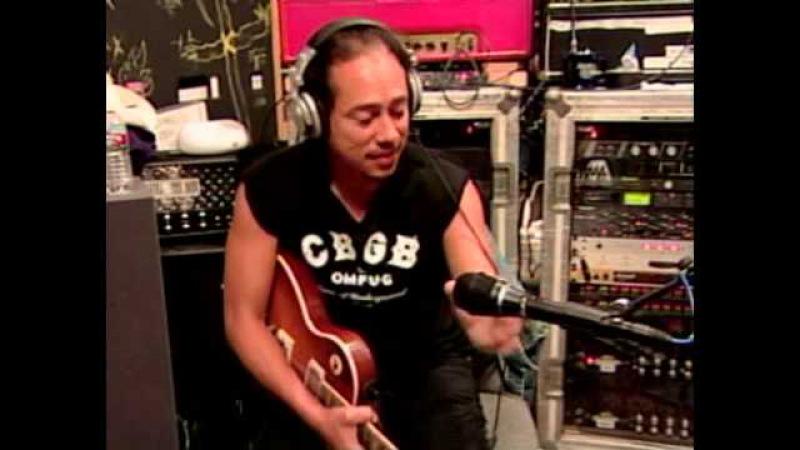 Kirk Hammett Embarrassing Blunder