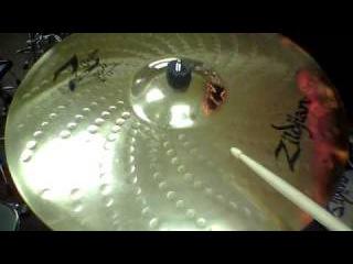 "Zildjian 20"" Z Custom Ride Cymbal"