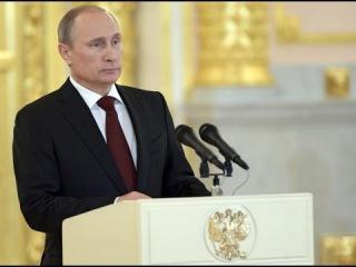 Владимир Путин принимает верительные грамоты 15 послов