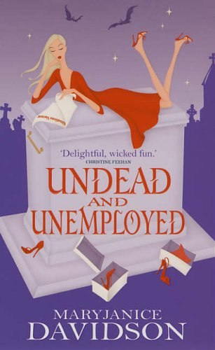 Undead and Unemployed (Undead #2)