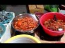 Рыбный рынок в Южной Корее (часть 2) / Fish market in South Korea (part 2)