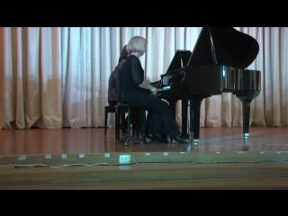 Концертная полька Вадима Бибергана
