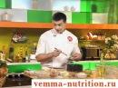 Диетическая шарлотка из геркулеса - Кулинария