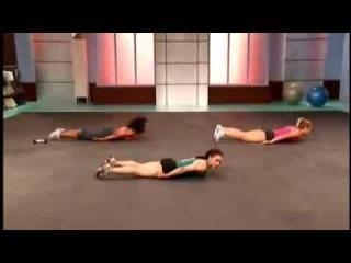 Pauline Nordin, The Butt Bible - Upper Body 1 (Exercise TV)