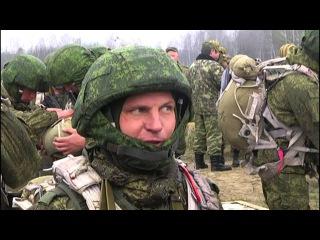 Перл от российского десантника. Так надо говорить о своей службе!