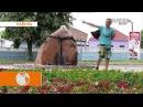 У Бабруйску ствараюць парк савецкай скульптуры Белсат