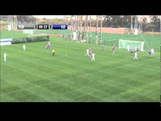 Динамо - Базель 1:0 Віда Д.