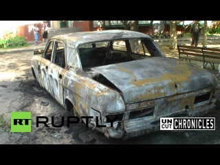 Uncut Chronicles: East Ukraine violence flare-up, biggest clashes in 3 months (RAW Timeline)
