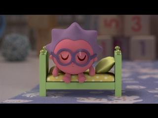 Малышарики. Серия 19 Спокойной ночи, Звёздочка - обучающие мультфильмы для малышей 0-4