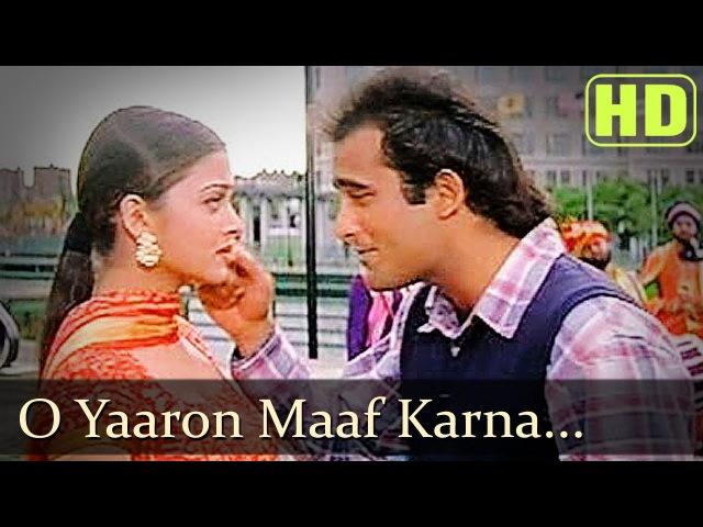 O Yaaron Maaf Karna HD Akshaye Khanna Aishwarya Rai Aa Ab Laut Chalen Patriotic Hindi Songs