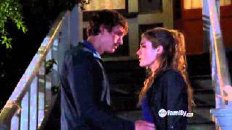 Chloe and Alek - THE KISS! We belong together (The Nine Lives of Chloe King) HD