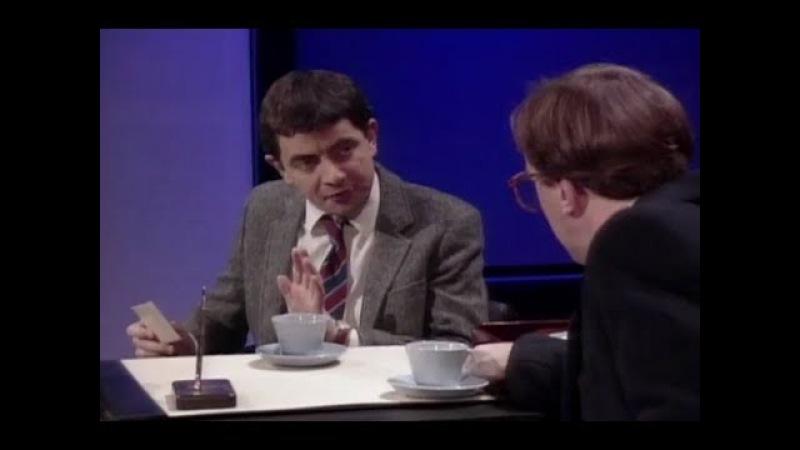 Rowan Atkinson Live Headmaster kills student