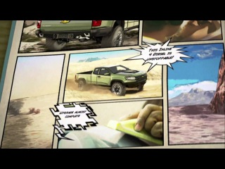 LA Auto Show 2014: 2015 Colorado ZR2 Concept Truck   Chevrolet